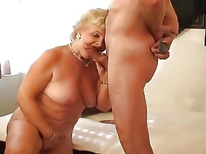 Mrs. Jewell's Unfathomable Creampie