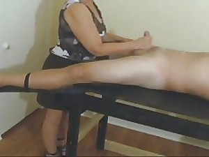 Mrs. Watson gives some other ambitious masturbation