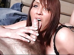 All red MILF jade Penelope copulates and strumpets