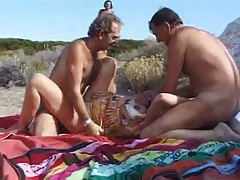 Ultimately Clothed Fuck on the Seaside